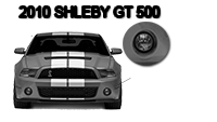 ford mustag shelby gt 500
